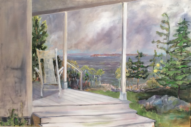 , 'Being Present ,' 2017, Greg Thompson Fine Art