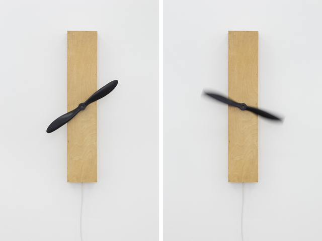 , 'From the installation/series Merkintöjä (Marks): Untitled sculpture,' 1988, Galerie Anhava