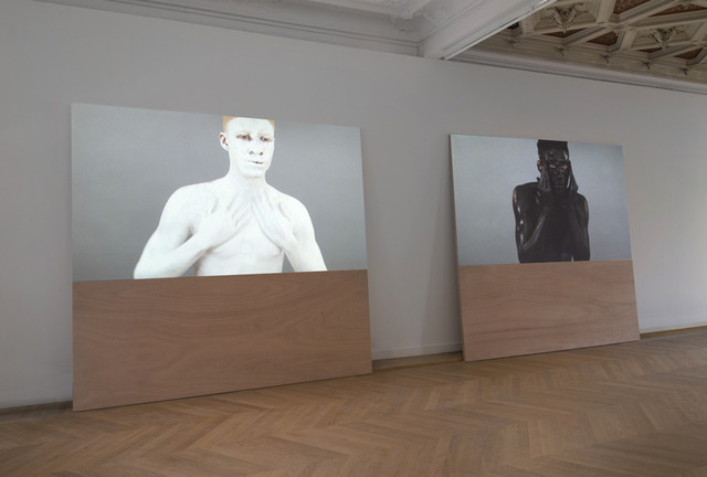 , 'Change The Scenario (Conversation with Bruce Nauman),' 2010, Sullivan+Strumpf