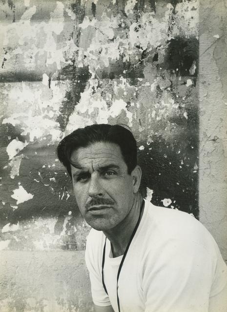 , 'Autorretrato,' ca. 1950, RocioSantaCruz