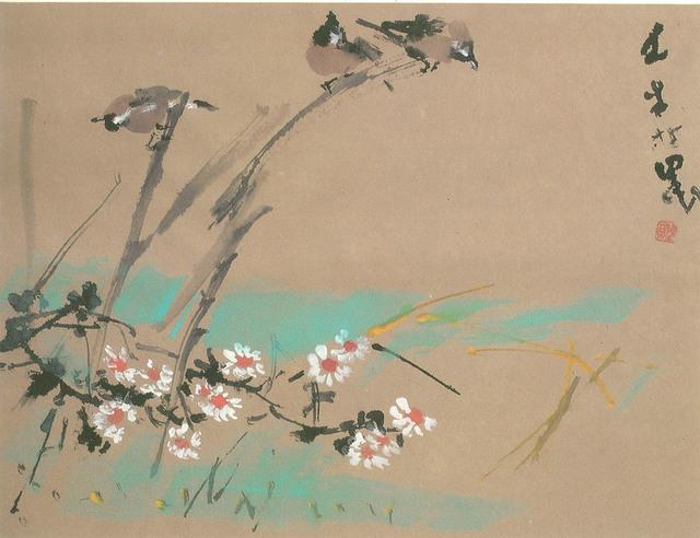 , 'Sparrows,' 1983, Element Art Space