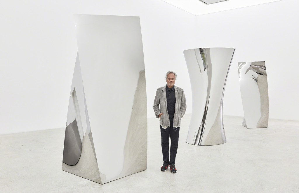 Anish Kapoor profile image.