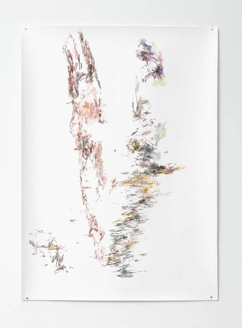 , 'La Digue #5,' 2018, Cris Worley Fine Arts