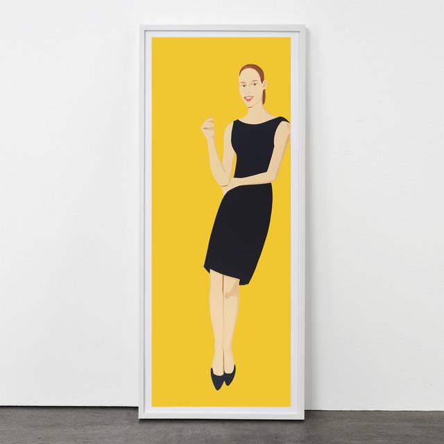 , 'Black Dress (Ulla),' 2015, Weng Contemporary