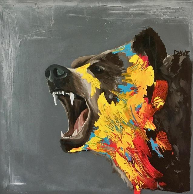 , 'Roar,' 2018, Maison Depoivre