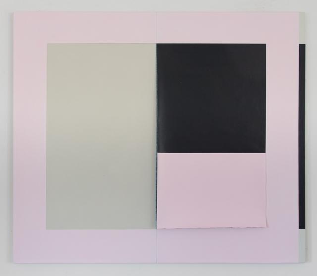 , 'Number 4,' 2015, PAULNACHE