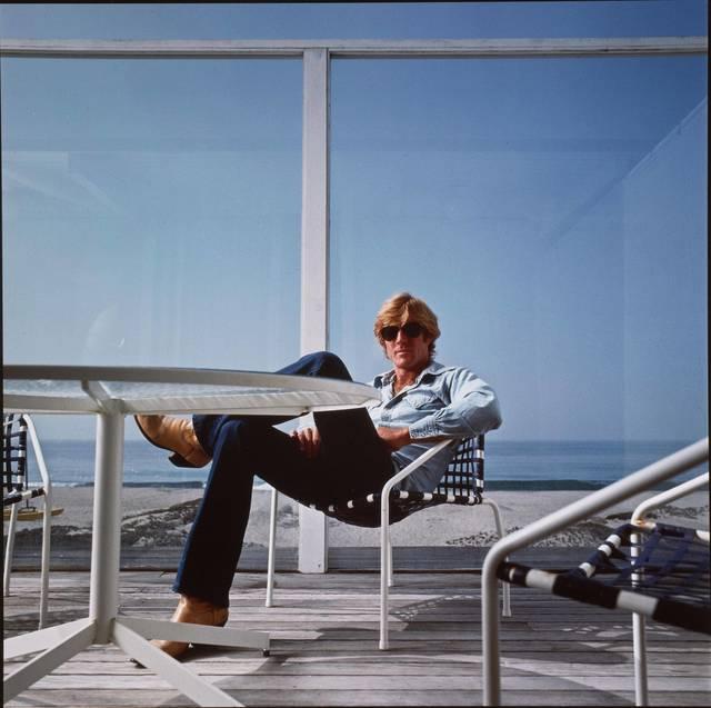 , 'Robert Redford, Malibu, California,' 1980, Bernheimer Fine Art