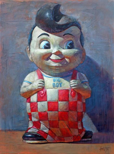 , 'Big Boy,' 2017, Vault Gallery