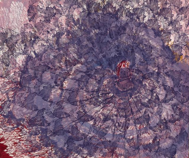 , 'Mukatikati (Deeper and Deeper),' 2017, Stevenson
