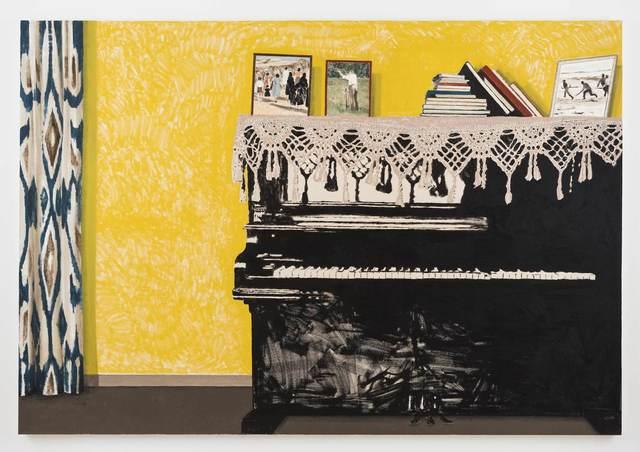 , 'Saturday,' 2017, Stephen Friedman Gallery
