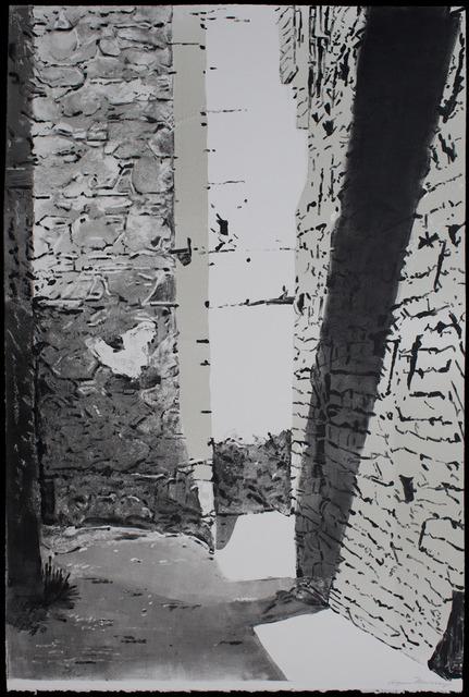 Agnes Murray, 'Approaching Slains Castle #9', 2013, Tabla Rasa Gallery