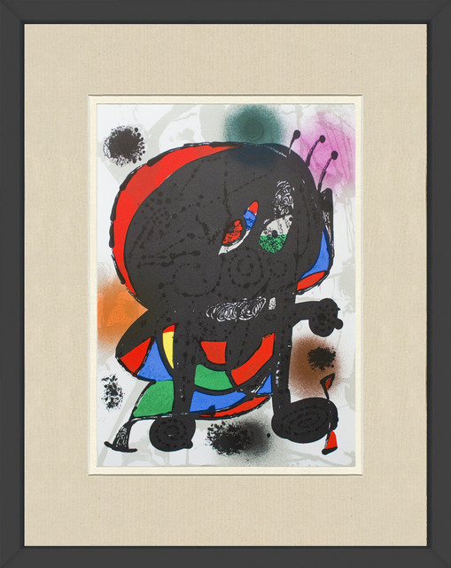 Joan Miró, 'Litografia original III', ArtWise