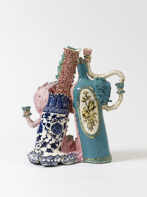 , 'Sevres vase à Bobèches,' 2012, Saatchi Gallery