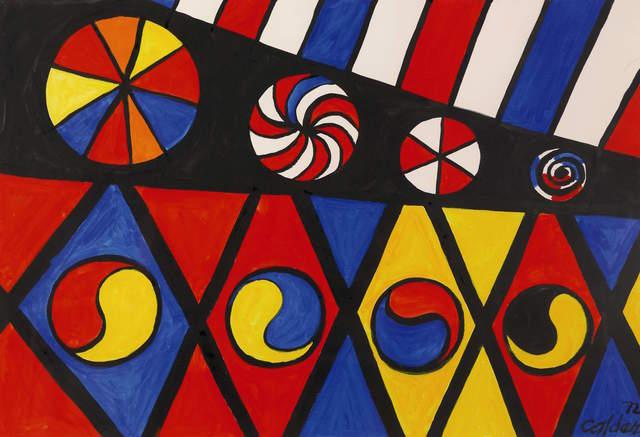 , 'Lucioles,' 1972, SmithDavidson Gallery