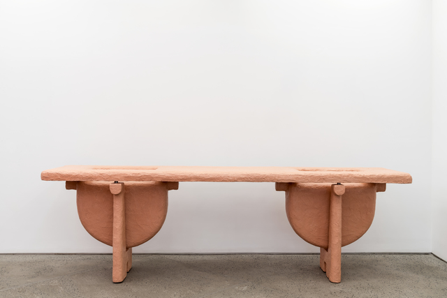 , 'Powder Table,' 2016, Chamber