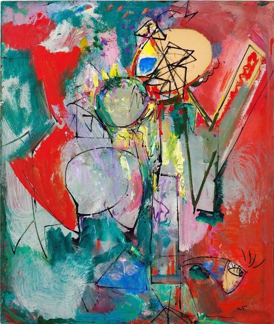 , 'Figur,' 1945, Moeller Fine Art