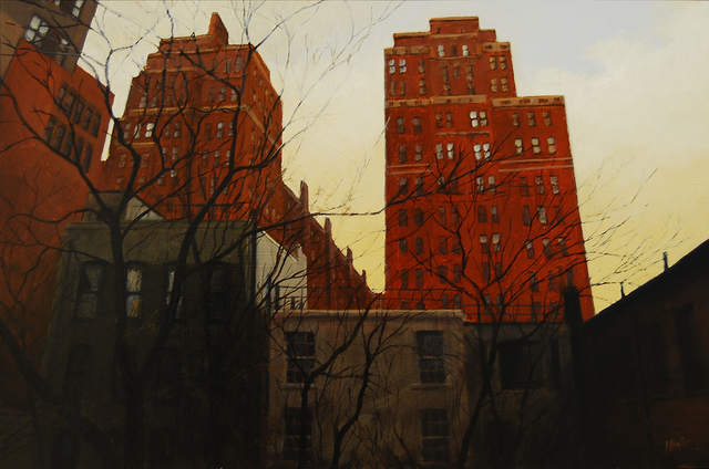 , 'Fall,' 2014, Paul Thiebaud Gallery