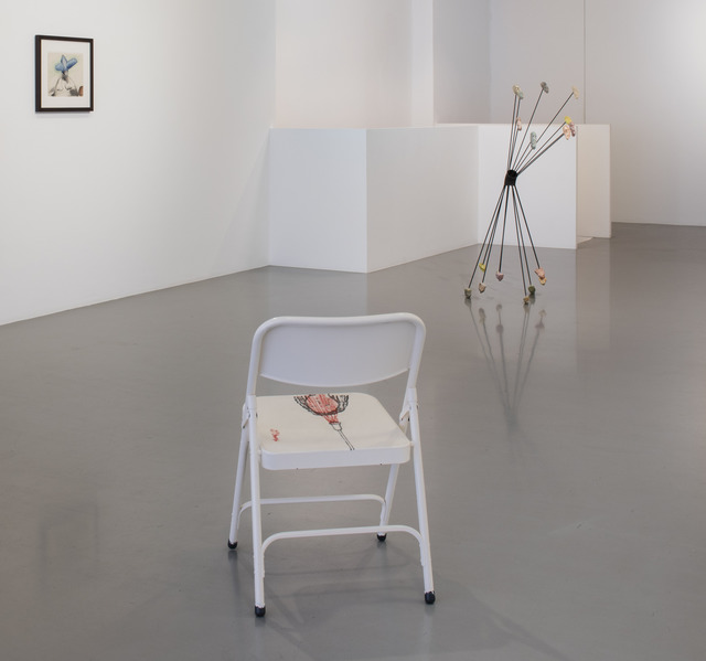 , 'Please Don't Sit on This Work of Art,' 2014, Pilar Corrias Gallery
