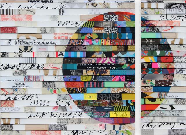James Verbicky, 'Citta Samtana', 2019, Moderna Gallery