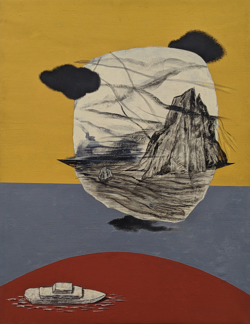 Pierre Picot, 'Untitled (11-30-18)', 2018, Craig Krull Gallery