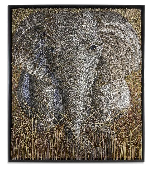 , 'Elephant,' 2016, Cavalier Ebanks Galleries