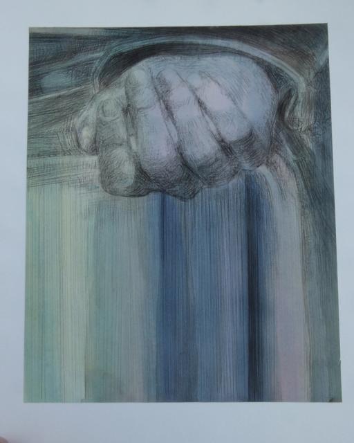 , 'Main 1,' 2015, Odile Ouizeman