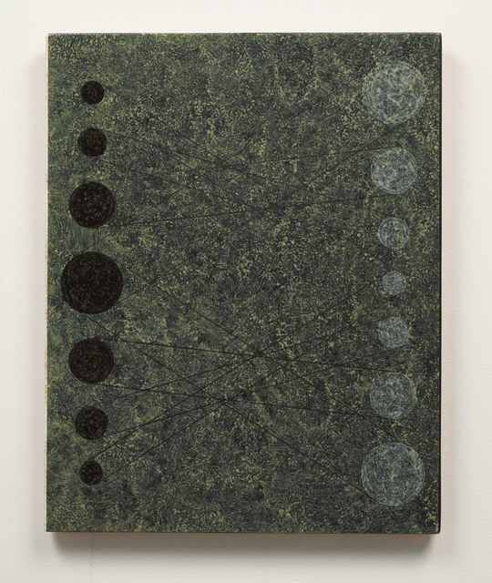 , 'Between Together and Afar (Green #6),' 2009, Hannah Barry Gallery