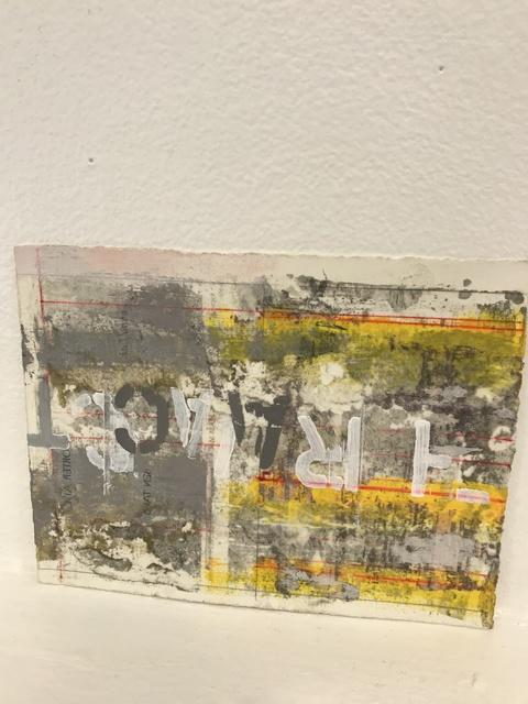 , 'Field Drawing 3,' 2018, Adah Rose Gallery