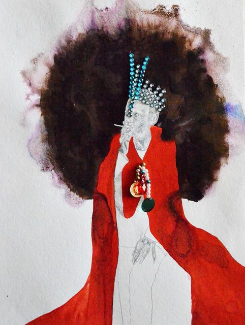 , 'Entidade #2,' 2015, Luciana Caravello Arte Contemporânea