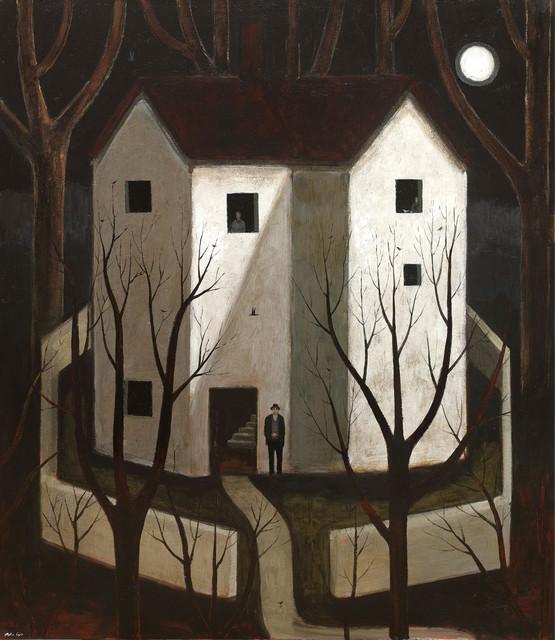 , 'Dark Forest ,' 2017, John Martin Gallery