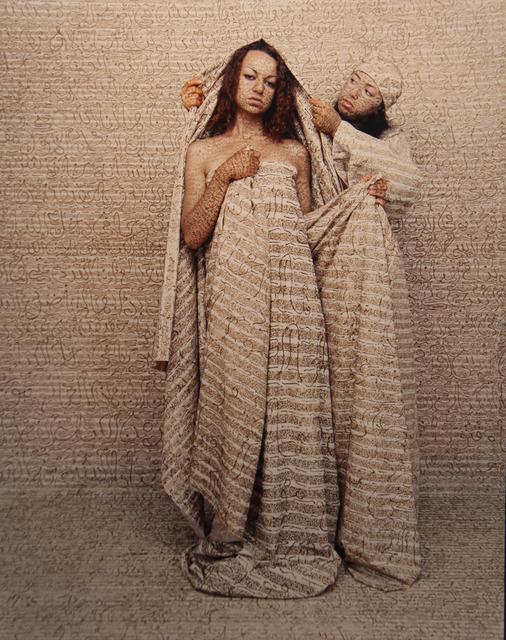 Lalla Essaydi, 'Les Femmes Du Maroc #45', 2006, ClampArt