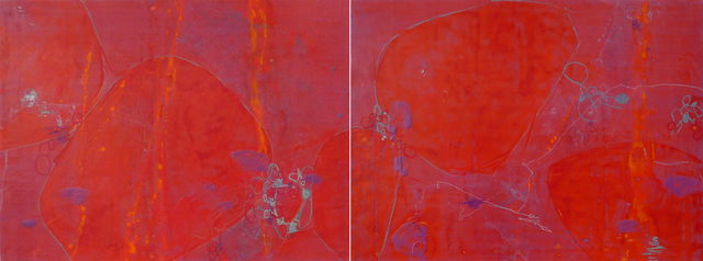 , 'Rhythm of Birth and Death (diptych),' , Chicago Art Source