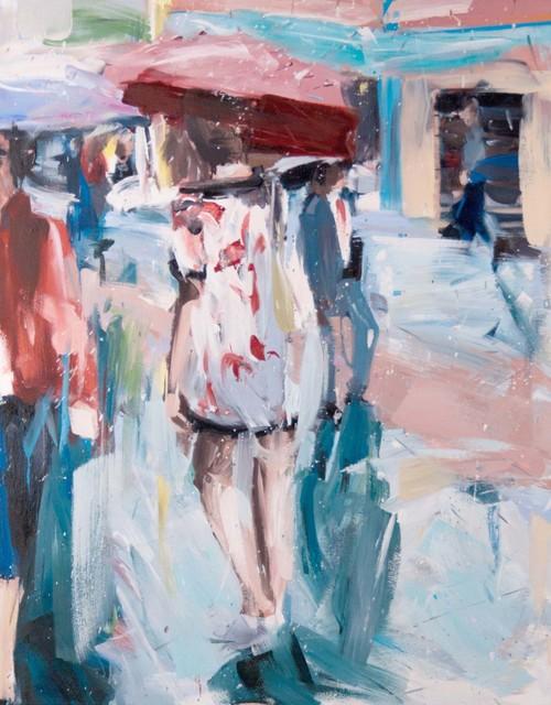 Alireza Varzandeh, 'Summer Rain', 2019, Caldwell Snyder Gallery