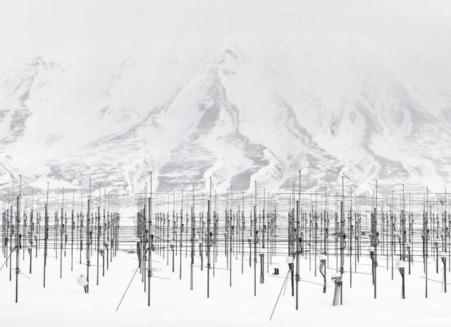 , 'Sousy Svalbard Radar (SSR)  ,' 2010, La Galerie Paris 1839