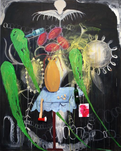 , 'Nocturnal Emissions in the dark,' 2013, Galerie Nathalie Obadia