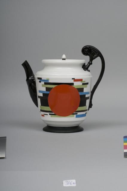 , 'Coffee pot,' 1923, Triennale Design Museum