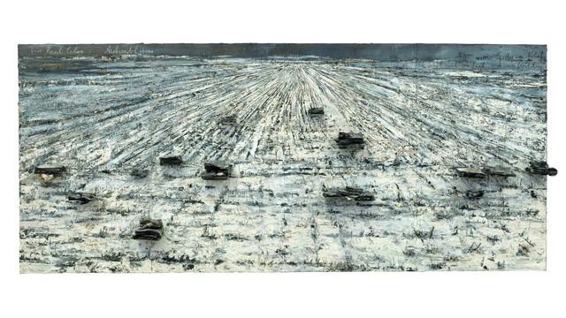 , 'Für Paul Celan : Aschenblume,' 2006, Centre Pompidou