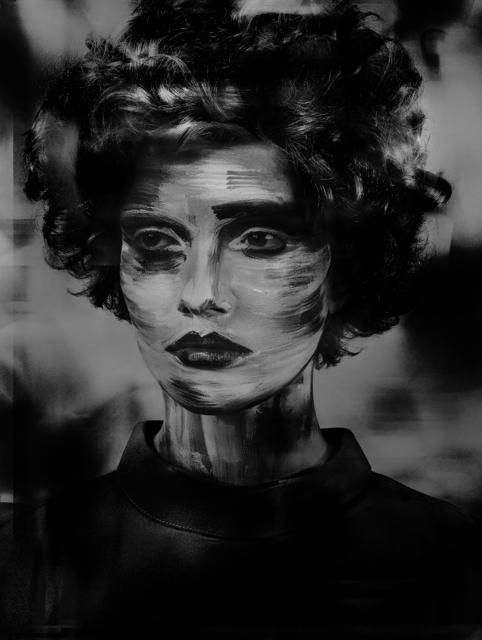 , 'Lady Stroke,' 2017, Edwynn Houk Gallery