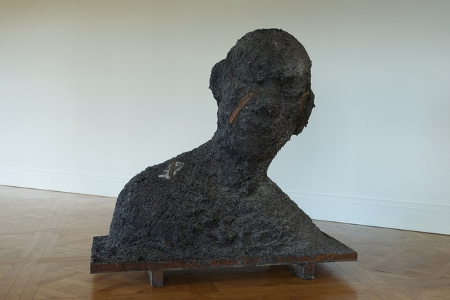 , 'Ash Head No. 26,' 2007, Storm King Art Center