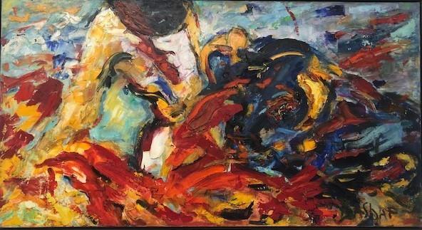Rita Kashap, 'Torero', 2019, Galerie Makowski