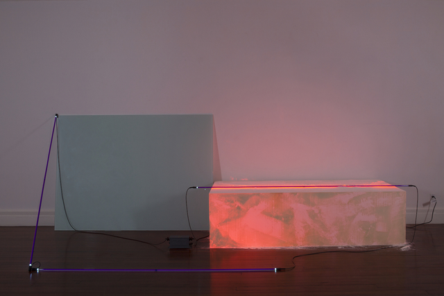 , 'Ba-O-Ba Fluorescent,' 1970, Castelli Gallery