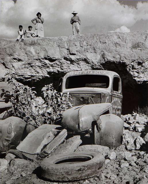 Rodrigo Moya, 'El rey de la selva', 1954, Patricia Conde Galería