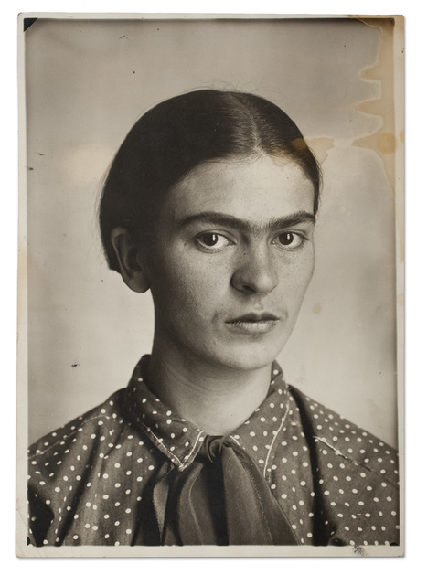 , 'Frida Kahlo,' 1926, Victoria and Albert Museum (V&A)