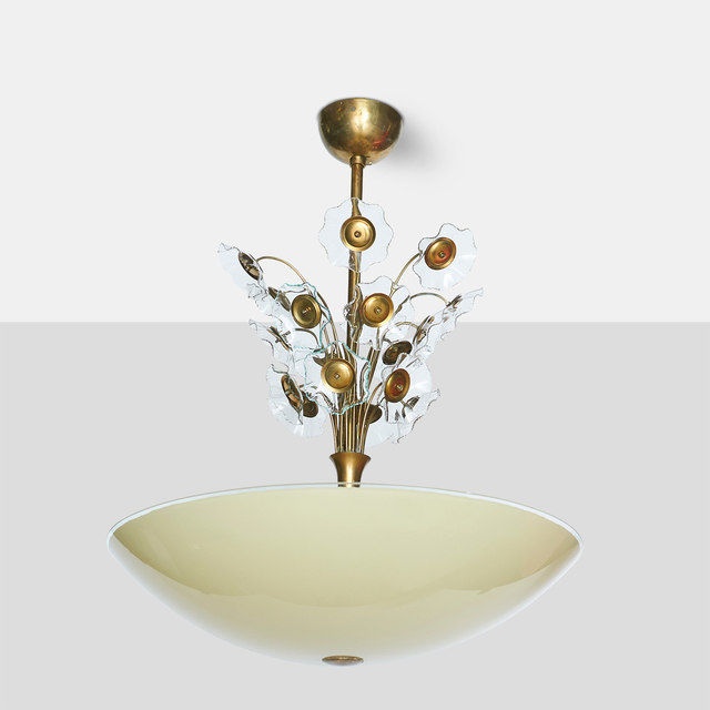 , 'Floral Chandelier by Lisa Johansson-Pape,' ca. 1960, Almond & Co.