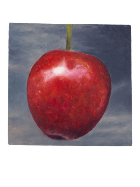 , 'Ohne Titel (Kleine Kirsche),' 1997, Ludorff
