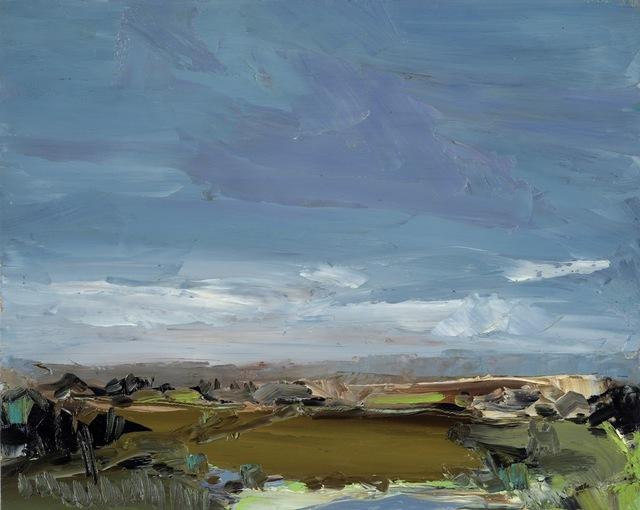 , 'Bodmin Moor Landscape,' 2017, Oeno Gallery