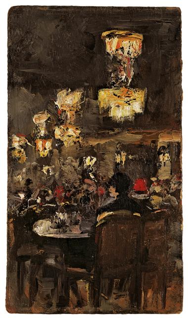 , '»Caféhausszene«,' , Ludorff