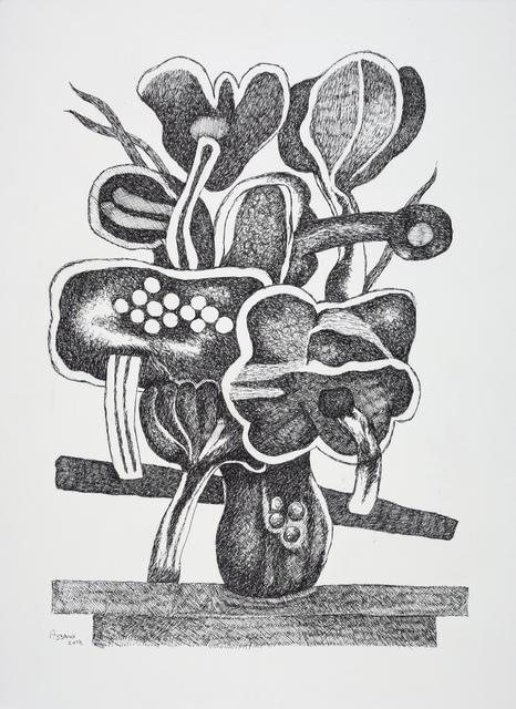 , 'Hanging Garden of Babylon IV,' 2013, Meem Gallery