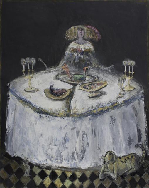 , 'Le repas de la ménine,' , Hugo Galerie