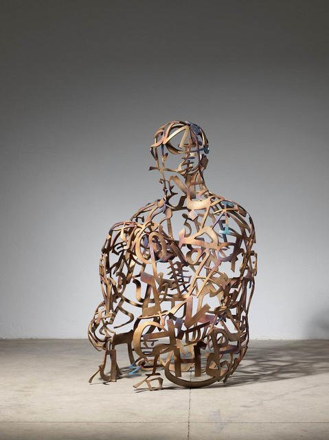 Jaume Plensa, 'Grace', 2018, Galerie Lelong & Co.